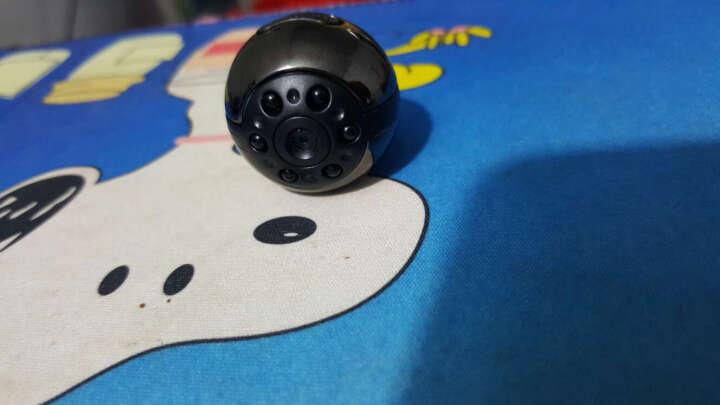 Ecustomers (非凡客)SQ9高清夜视微型摄像机超小隐形录像机家用DV无线摄像头 官方标配无内存 晒单图