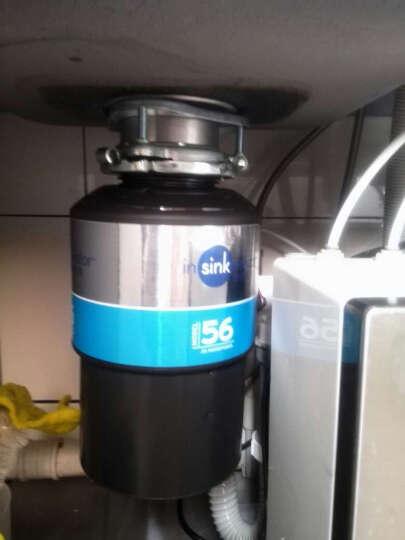 爱适易(insinkerator) 爱适易(ISE)E100食物垃圾处理器厨余粉碎机碎骨 晒单图