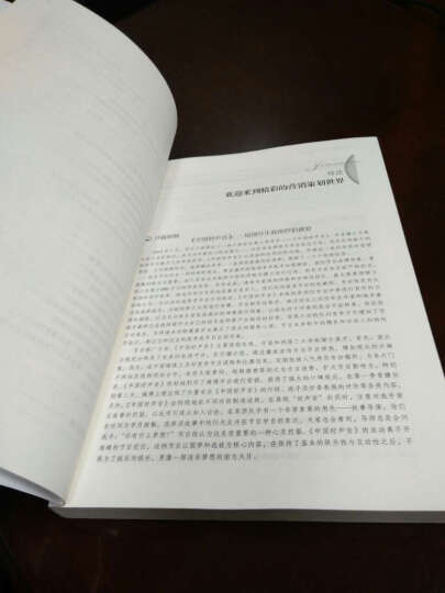 营销策划:方法、技巧与文案(第3版) 晒单图