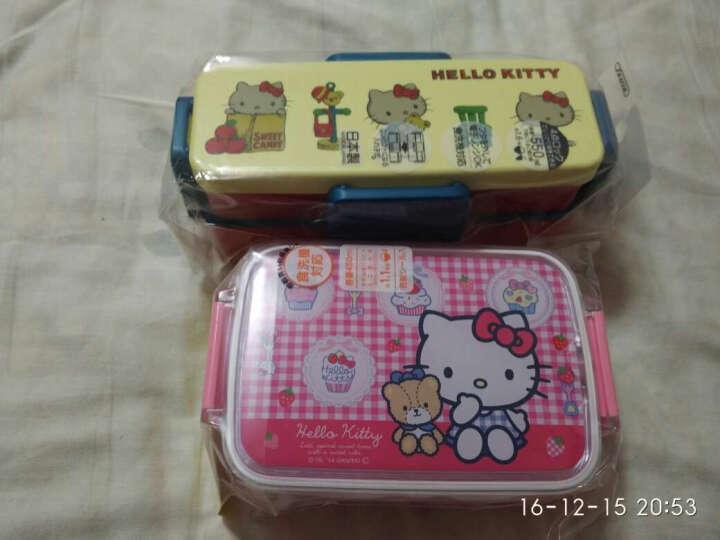斯凯达(skater)hello kitty儿童便当饭盒宝宝餐盒300ml 晒单图