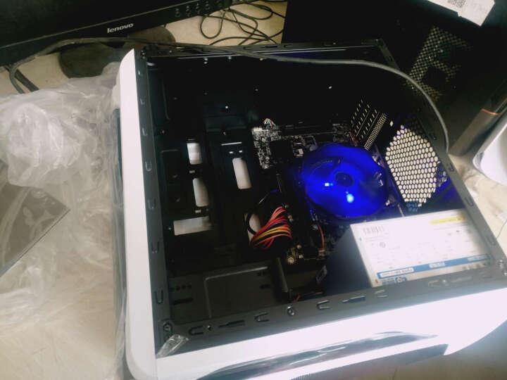 盈柏(YINGPARK) 绝地求生大逃杀i5/GTX1050Ti吃鸡电脑主机独显组装机 套餐二:i5 7400/8G/750Ti 2G 晒单图