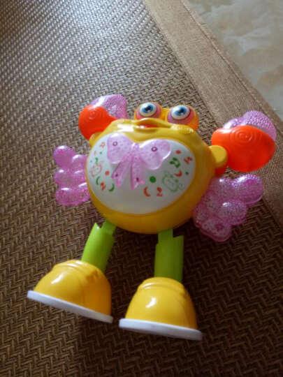 仁达玩具(RD) 跳舞机器人玩具 儿童智能遥控电动玩具 电动走路跳舞小苹果 晒单图