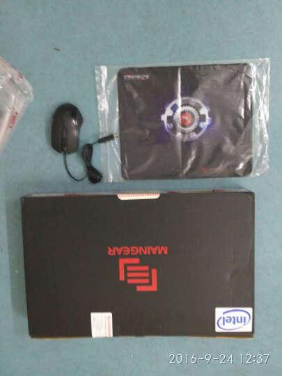 maingear 主齿轮 B15M9刀锋版 15.6英寸7代i7独显2G游戏笔记本电脑 套餐四(i7/8G/256G固态+500G机械) 晒单图
