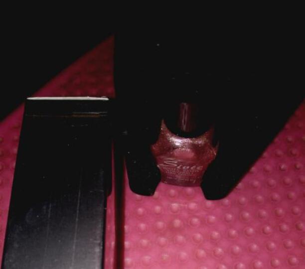 Sivte 【买3免1】 指甲油可剥可撕拉 水性指甲油环保 美甲孕妇儿童裸色糖果 午后蜜莉ST031 晒单图