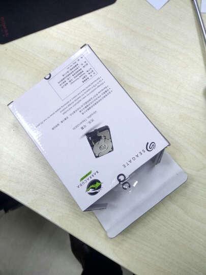 希捷(SEAGATE)500G 7200转16M SATA3 台式机硬盘(ST500DM002) 晒单图