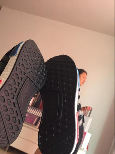 特能仔(TE NENG ZAI) 特能仔童鞋儿童运动鞋男童网鞋透气小孩鞋女童休闲鞋跑步鞋 双网款-黑色 33/内长21.4CM 晒单图
