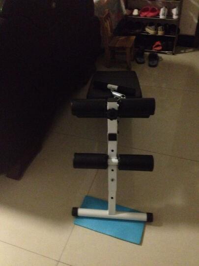 蓝亭倒立机倒立凳家用健身器材倒立椅瑜伽辅助椅子多功能倒立器 优雅白/6枪头/大容量锂电池 晒单图