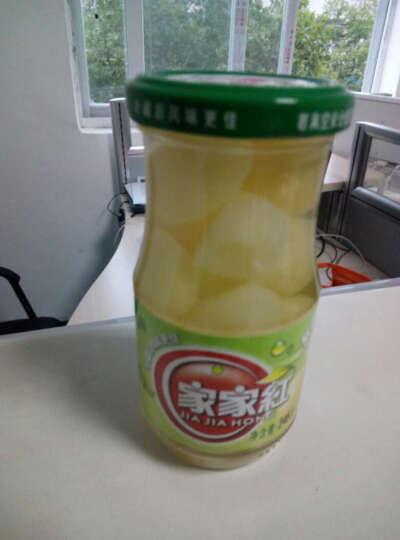 家家红 黄桃 罐头 245g*12瓶/箱 礼盒 晒单图
