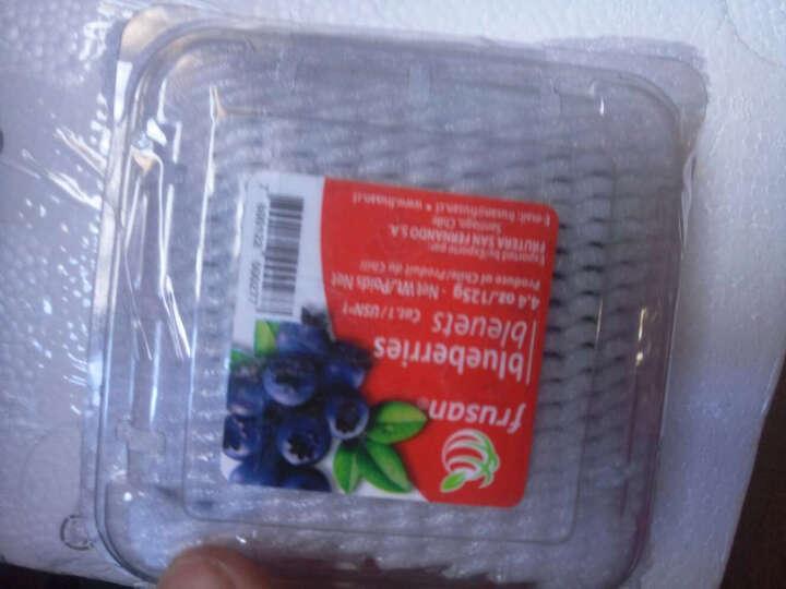 进口蓝莓 礼盒原箱12盒 125g/盒 新鲜水果 晒单图