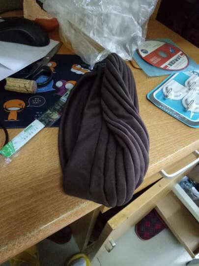 归柔 异域风情印度帽苏丹王子帽弹力包头帽阿拉伯帽瑜伽演出街舞帽 深咖啡 晒单图