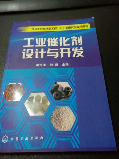 """""""研究生教育创新工程""""化工类研究生教学用书:工业催化剂设计与开发 晒单图"""