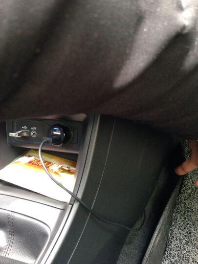 小蚁(Yi)智能行车记录仪 1296P超高清夜视 165°广角 智能辅助驾驶(太空灰)支持小米/360手机WIFI互联 晒单图
