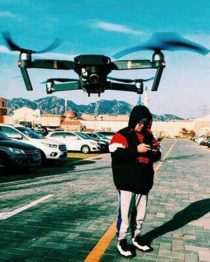 大疆 【现货顺丰】 DJI 御 Mavic Pro无人机 迷你可折叠4K航拍无人机 自拍神器 全能套装+硬壳背包 晒单图