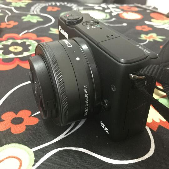 佳能(Canon)微单镜头M50/M6mark2微单相机镜头EF-M 28mm f3.5 IS STM微距 晒单图