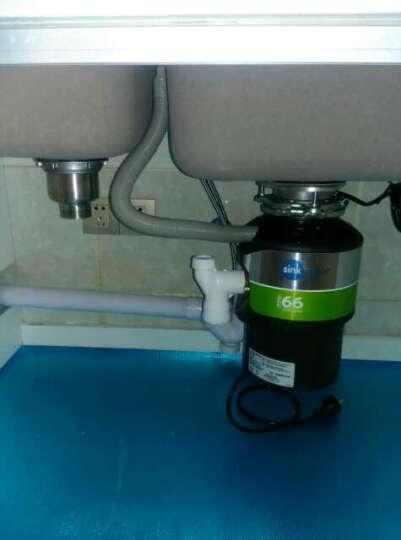 爱适易(insinkerator) 爱适易 M66食物垃圾处理器 家庭厨房厨余垃圾粉碎机 晒单图
