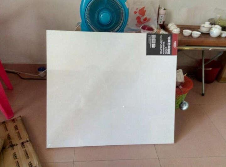 中盛画材 细纹亚麻油画布框 涂层背钉油画框油画颜料用油画板内框批发2.5cm厚 70*90 宽度超过60cm需两个起拍 晒单图