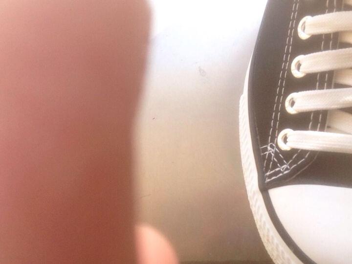回力帆布鞋男女情侣款板鞋男春夏季韩版休闲帆布男鞋低帮平底男鞋子 黑色高帮HL473T(女款选小一码 男鞋正常码) 40 晒单图
