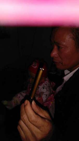 帝国伯爵暴风电子烟正品套装80W口感型大烟雾蒸汽烟戒烟器烟具 黑色【豪华装】送5瓶进口烟油3个雾化芯 晒单图