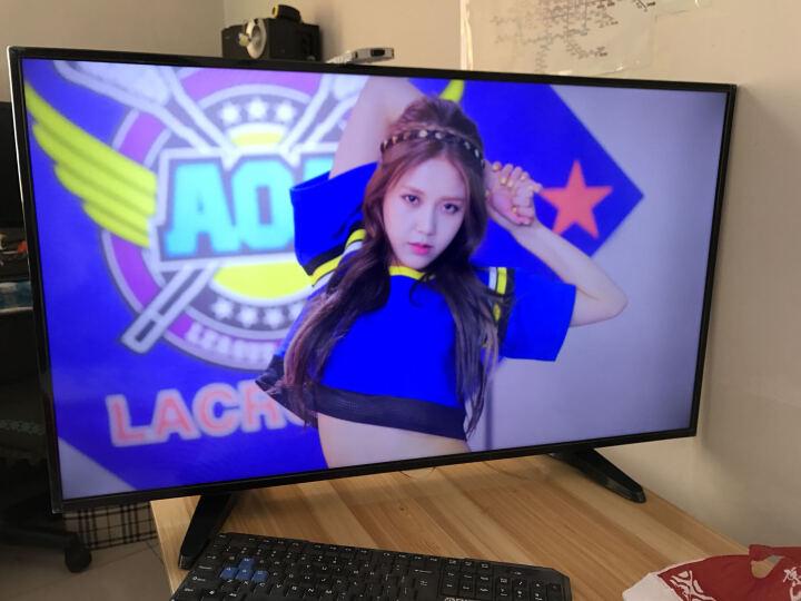 AOC LD43E01M 43英寸直下式LED电视(黑色) 晒单图