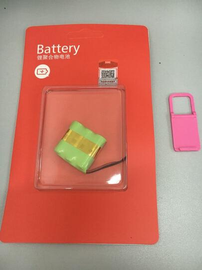 真蓓 步步高无绳电话机电池 适用于163E/56E/76E/72E/62E/71E座机 盒装---二维码验证--(进口电芯) 晒单图
