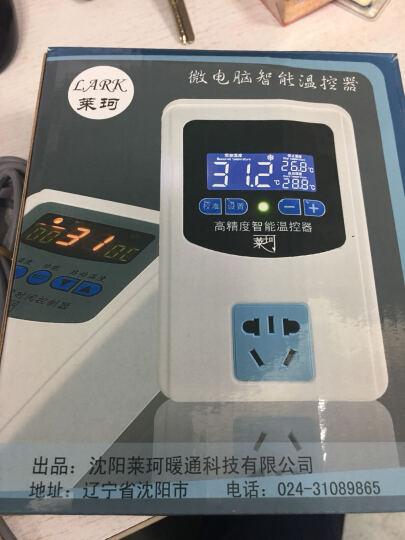 莱珂防水感温探头 磁性测温电阻 空气感温传感器25°C电阻值10KΩ B=3950 1米防海水腐蚀探头 晒单图