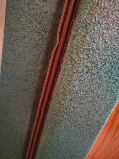 阳光瑞景6米防盗门密封条隔音条防风防撞胶条门窗保暖自粘型密封条 3M背胶红底特粘工字型10*10 晒单图