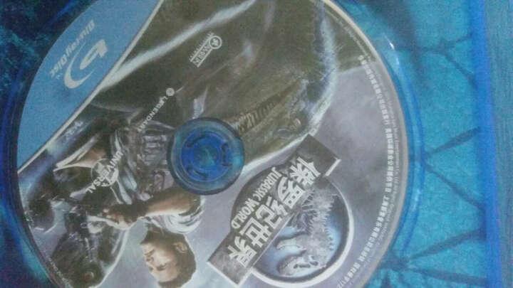 侏罗纪公园四部曲(蓝光碟4BD50)(京东特价专卖) 晒单图