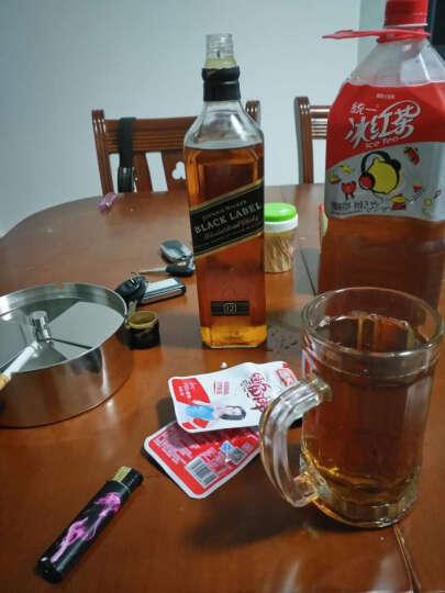 Johnnie Walker 尊尼获加调配型苏格兰威士忌 洋酒 红方红牌威士忌 双瓶 晒单图