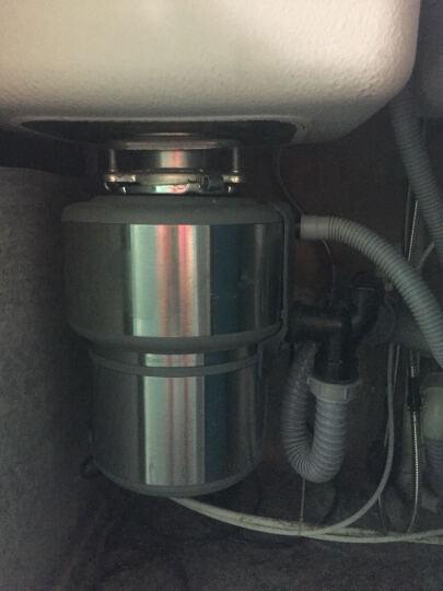 爱适易(insinkerator) 爱适易E200家用食物垃圾处理器粉碎机碎骨机原装进口 晒单图