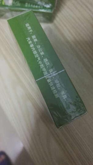 绿润 甲醛检测盒4盒装家用空气甲醛检测仪 晒单图