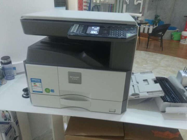 夏普(SHARP)2048n办公复印机 2348SV系列多功能复合机 A3A4激光打印扫描一体机 S201S主机(新款) 单层纸盒 晒单图