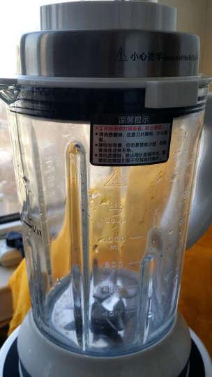 美国洁氏(JESE)破壁机加热家用变频 真空多功能辅食榨汁破壁料理机养生机豆浆机JS-100B 晒单图