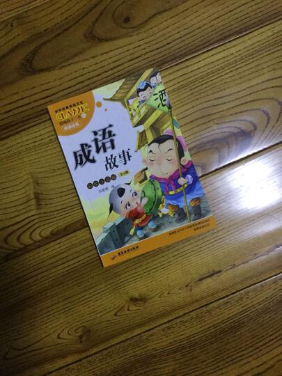 中国中华成语故事大全 彩图注音版 儿童读物7-10岁 小学生一二三年级课外书读物历史故事书 晒单图