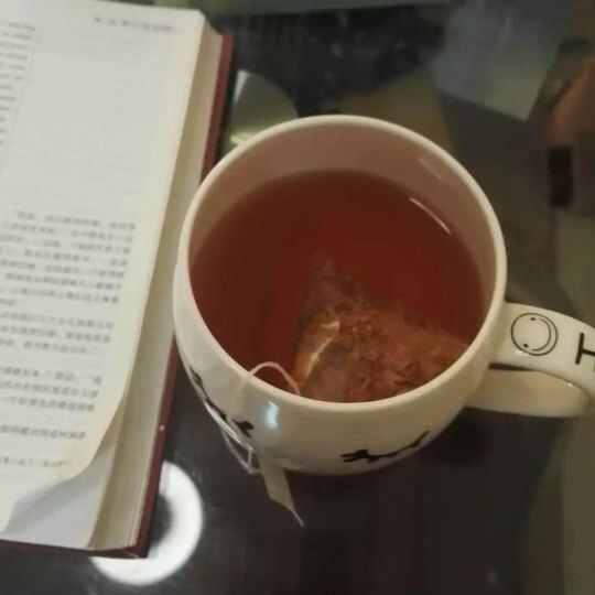 AWAStea阿华师 台湾进口玫瑰花茶 18包X2.2g 晒单图