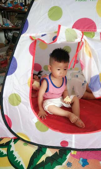 澳乐儿童帐篷游戏屋宝宝波波海洋球池户外玩具 单个帐篷不含海洋球 晒单图