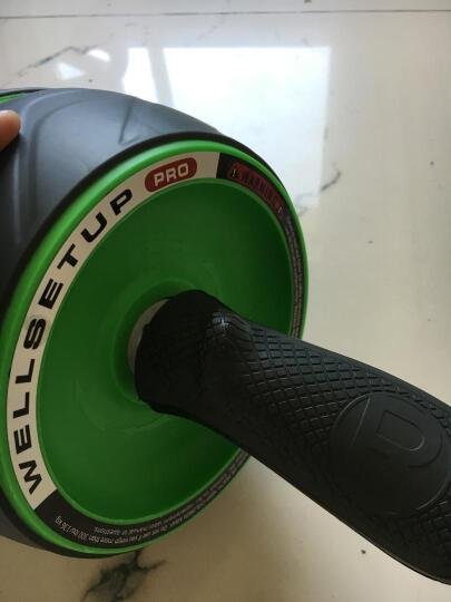 ZHENG健腹轮巨轮 腹肌收腹运动家用小器材健腹轮腹肌轮运动健身器材家用女瘦腰男士减肚子马甲线收腹训 绿色健腹轮 晒单图