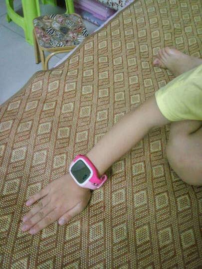 小天才电话手表Y01 硅胶粉色 儿童智能手表360度防护 学生小孩智能定位通话手环手机 晒单图