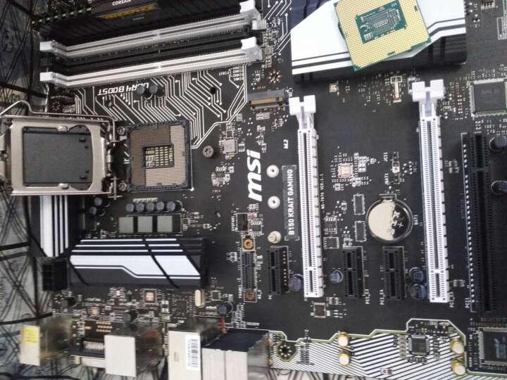 酷冷至尊(CoolerMaster)海神120V V3 PLUS CPU水冷散热器+酷睿i5-6600K 14纳米Skylake全新架构盒装CPU处理器 晒单图