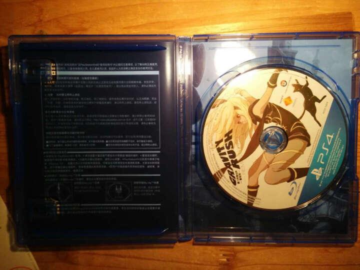 索尼(SONY)【PS4国行游戏】重力异想世界 重制版 晒单图