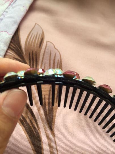 奇色 韩版花苞头发扣 马尾扣夹马尾夹发夹发卡夹子头饰 花彩 晒单图