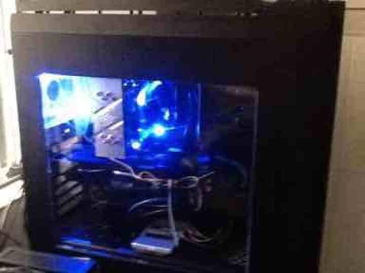 九州风神(DEEPCOOL)大霜塔 CPU散热器机箱套装(ATX机箱/支持SSD/台式机散热) 晒单图