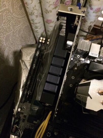 盈通(yeston)GTX750Ti 2G D5极速版 1020/1085MHz 2G/128bit/GDDR5显卡 晒单图