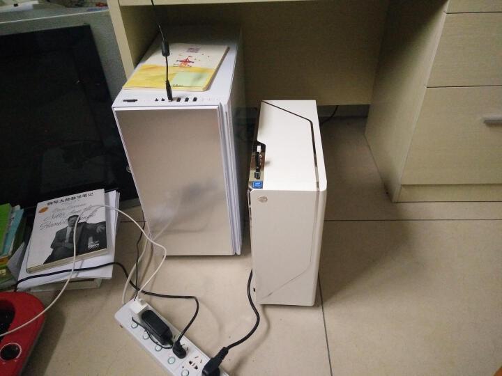 AOC F811/W 白色  Mini机箱(支持M-ATX主板/原生USB3.0/侧透板/支持长显卡) 晒单图
