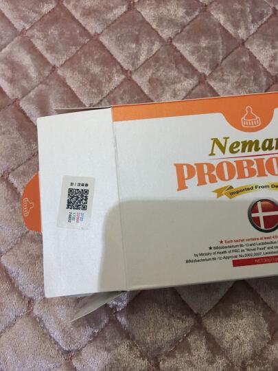 纽曼思(NEMANS) 纽曼思益生菌粉剂(儿童型) 晒单图
