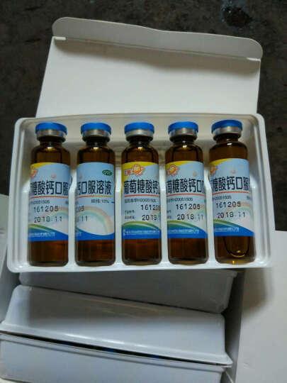 亚宝丁桂 葡萄糖酸钙口服溶液 10ml*20支(307756) 1盒装 晒单图