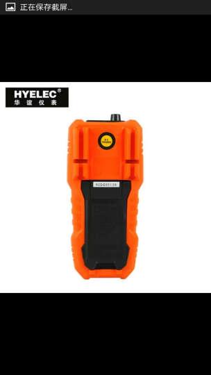HYELEC华谊PM890D 交流 直流 电压 电流 电阻 温度频率 电表 数字万用表 PM890C(可测温度) 标配 晒单图