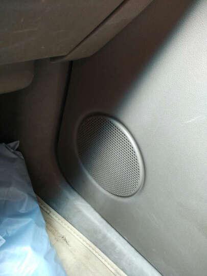 歌龙 汽车音响 车载音响 6.5英寸喇叭套装 改装 前门(2中低音2小高音)+后门(2同轴喇叭) 晒单图