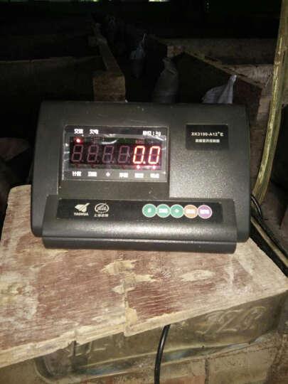 电子地磅1-3吨地磅称XK3190-A12电子地磅SCS系列3吨电子平台秤上海地磅厂家 大树BT12仪表 晒单图