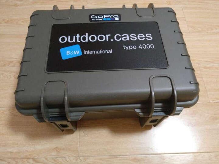 德国倍威数码防护箱相机单反防潮箱镜头收纳箱type4000 Type4000/NG/RPD 晒单图