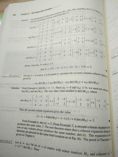 时代教育国外高校优秀教材精选:线性代数引论(英文版·原书第5版) 晒单图